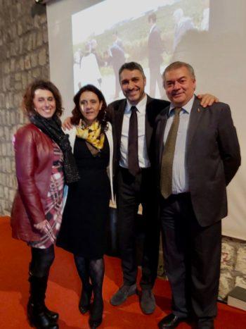 Confcooperative Lazio nord, riconfermata alla guida Bruna Rossetti